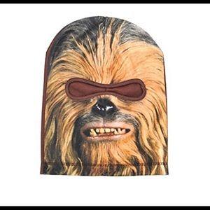 Chewbacca ski mask
